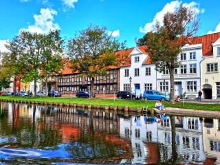 Собирать пазл Шлезвиг Гольштейн онлайн