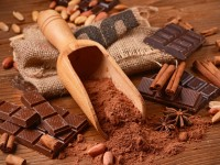 Собирать пазл Шоколад и пряности онлайн