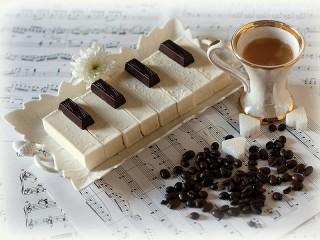 Собирать пазл Шоколадная симфония онлайн