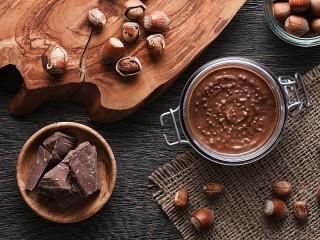 Собирать пазл Шоколадный крем онлайн