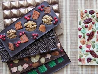 Собирать пазл Шоколадный рай онлайн