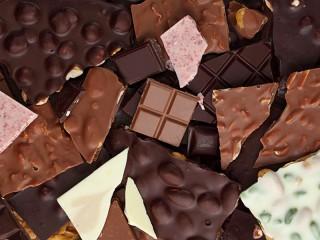 Собирать пазл Шоколадное ассорти онлайн