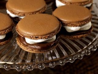 Собирать пазл Шоколадное печенье онлайн