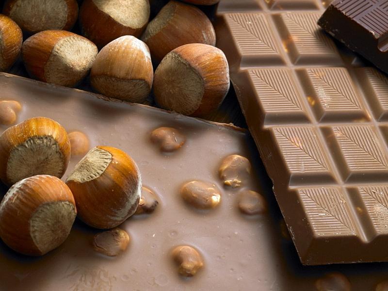 Пазл Собирать пазлы онлайн - Шоколадное вдохновение