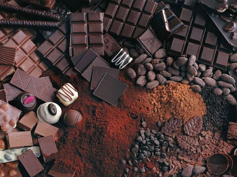 Пазл Собирать пазлы онлайн - Шоколад