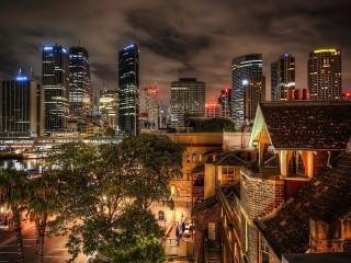Собирать пазл Сидней онлайн