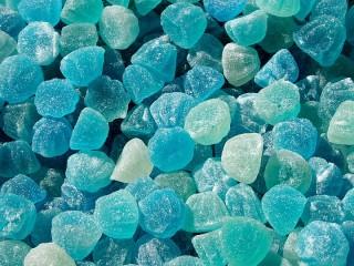 Собирать пазл Синий мармелад онлайн