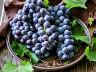 Собирать пазл Синий виноград онлайн