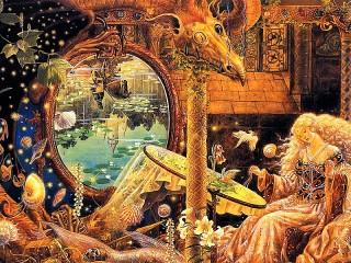 Собирать пазл Сказки детства онлайн