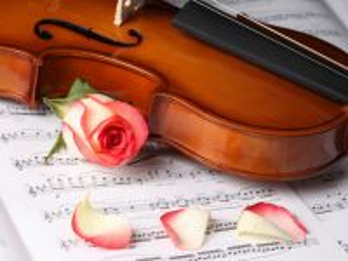 Собирать пазл Скрипка онлайн