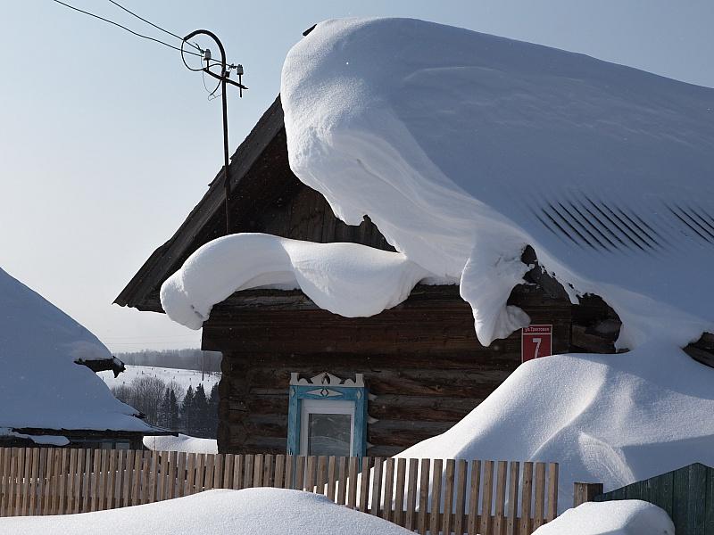 Пазл Собирать пазлы онлайн - Снежные завитки