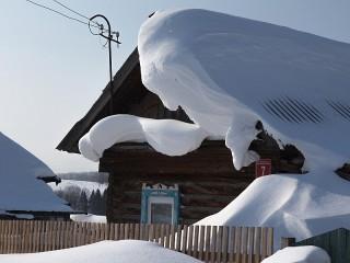 Собирать пазл Снежные завитки онлайн