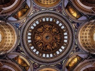 Собирать пазл Собор Святого Павла онлайн
