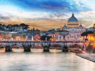 Собирать пазл Собор Святого Петра онлайн