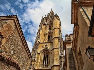 Собирать пазл Собор в Испании онлайн