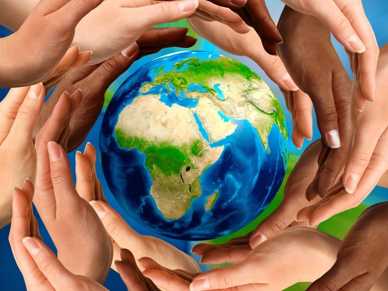 Пазл Собирать пазлы онлайн - Сохраним Землю