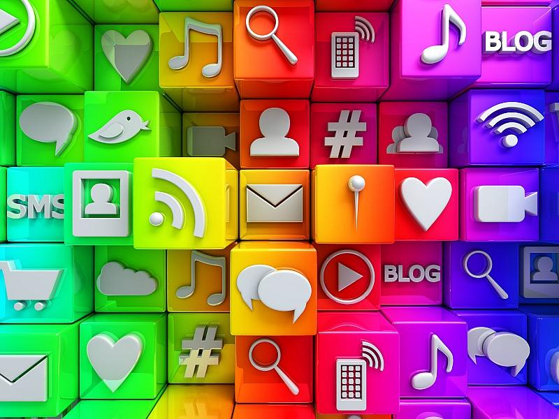 Пазл Собирать пазлы онлайн - Социальные сети