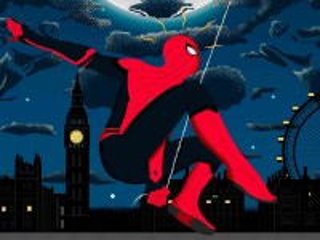 Собирать пазл Spider-Man онлайн