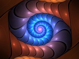 Собирать пазл Спираль онлайн