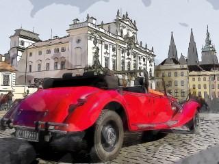 Собирать пазл Старая Прага онлайн