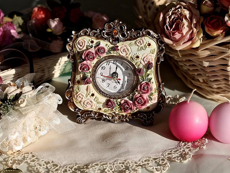 Пазл Собирать пазлы онлайн - Винтажные  часы