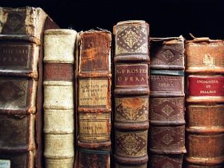 Собирать пазл Старинные книги онлайн