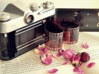 Собирать пазл Старый фотоаппарат онлайн