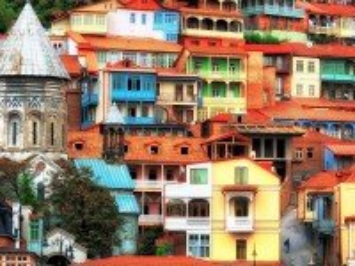 Собирать пазл Тбилиси онлайн