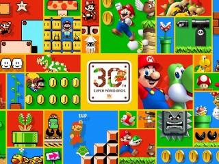 Собирать пазл Super Mario онлайн