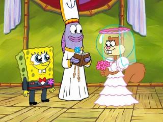 Собирать пазл Свадьба Спанча онлайн