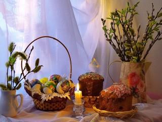 Собирать пазл Светлый праздник онлайн