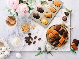 Собирать пазл Свежее печенье онлайн
