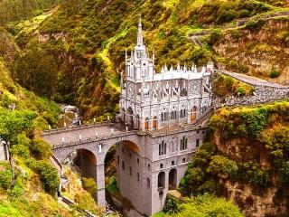 Собирать пазл Святилище Лах-Лахас онлайн