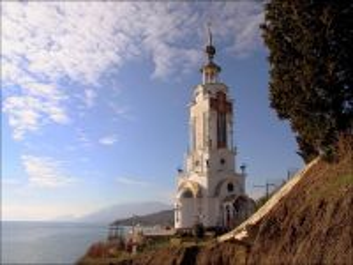 Собирать пазл Святыни Крыма  онлайн