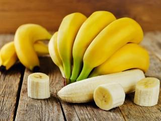 Собирать пазл Связка бананов онлайн