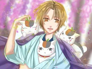 Собирать пазл Takashi Natsume онлайн
