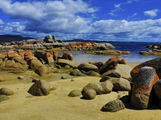 Собирать пазл Тасмания онлайн
