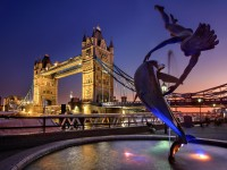 Собирать пазл Тауэрский мост онлайн