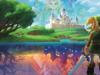 Собирать пазл The Legend Of Zelda онлайн