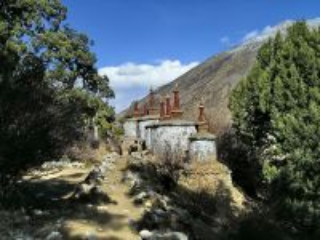 Собирать пазл Тибет  онлайн