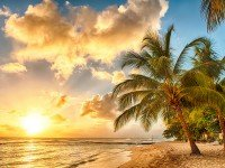 Собирать пазл Тихий пляж онлайн