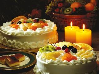 Собирать пазл Тортики онлайн