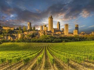 Собирать пазл Тоскана онлайн