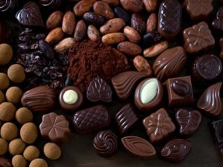 Собирать пазл Трансформация какао онлайн