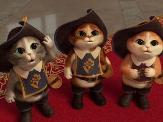 Собирать пазл Три мушкетёра онлайн