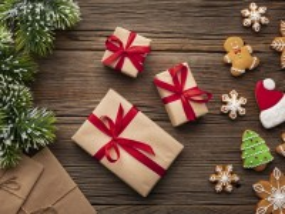 Собирать пазл Три подарка онлайн