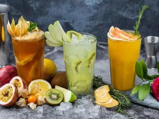 Собирать пазл Три стакана онлайн