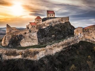 Собирать пазл Цитадель в Румынии онлайн
