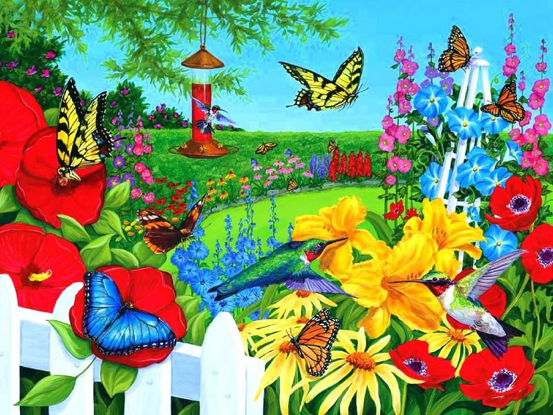 картинки для пазлов с цветами музыку или оформите