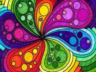 Собирать пазл Цветик-семицветик онлайн